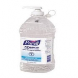 PURELL HAND SANITIZER 2 LITER PUMP 4/CS