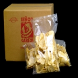 CARLOS NACHO CHIPS 2# BAG 6/CS