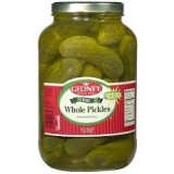 PICKLES, WHOLE DILL 18-22CT GAL